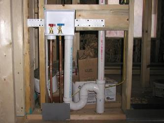 equipment installed by a Flower Mound plumber